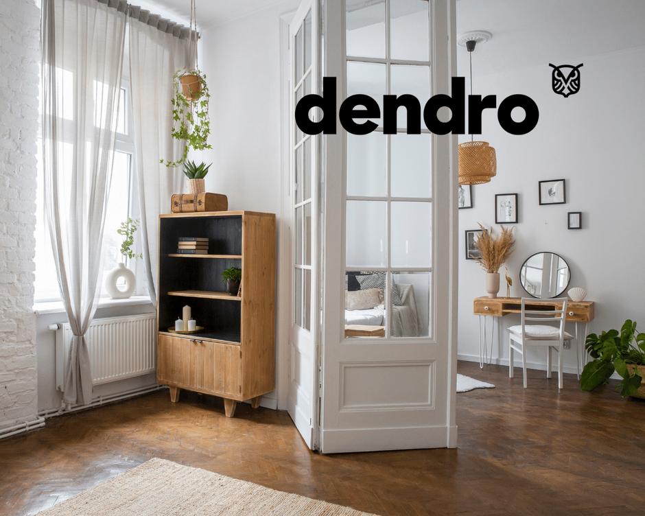 Les meubles Dendro disponibles sur La Redoute