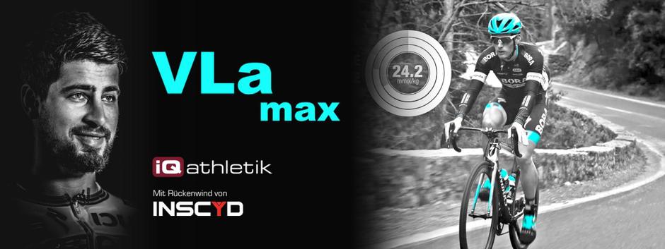 Professionelle Leistungsdiagnostik mit VLamax und INSCYD für Läufer, Radsportler und Triathleten