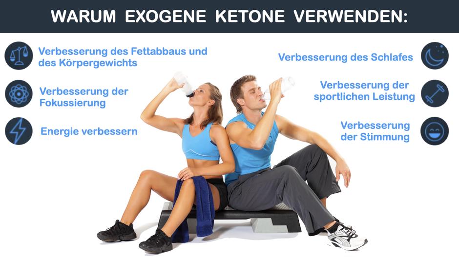 Wie viel schneller verlieren Sie bei Ketose Gewicht?
