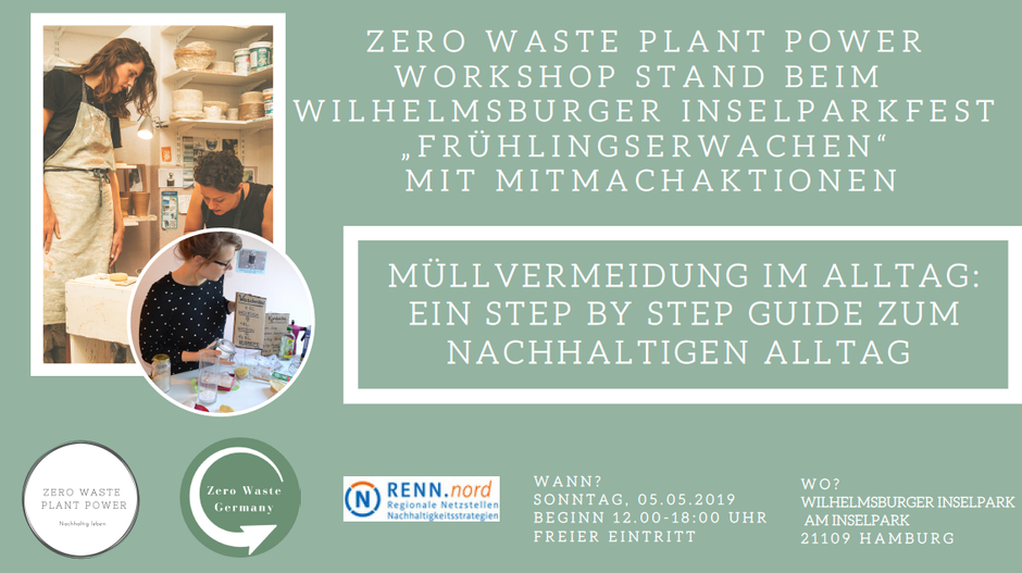 Zero Waste Workshop Hamburg
