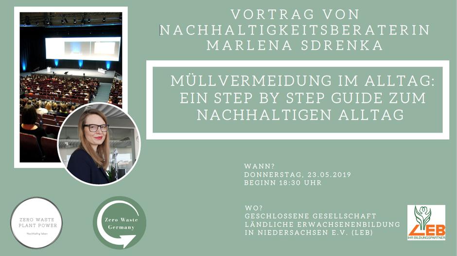 Zero Waste Vortrag Niedersachsen