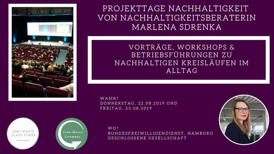 Zero Waste Plant Power Projekttage - Marlena Sdrenka