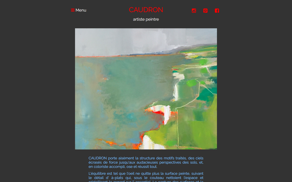 L'ancien site de Caudron (Active Art)