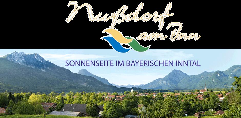 Klaus Bürtin Nußdorf, Panorama Blick auf Nußdorf