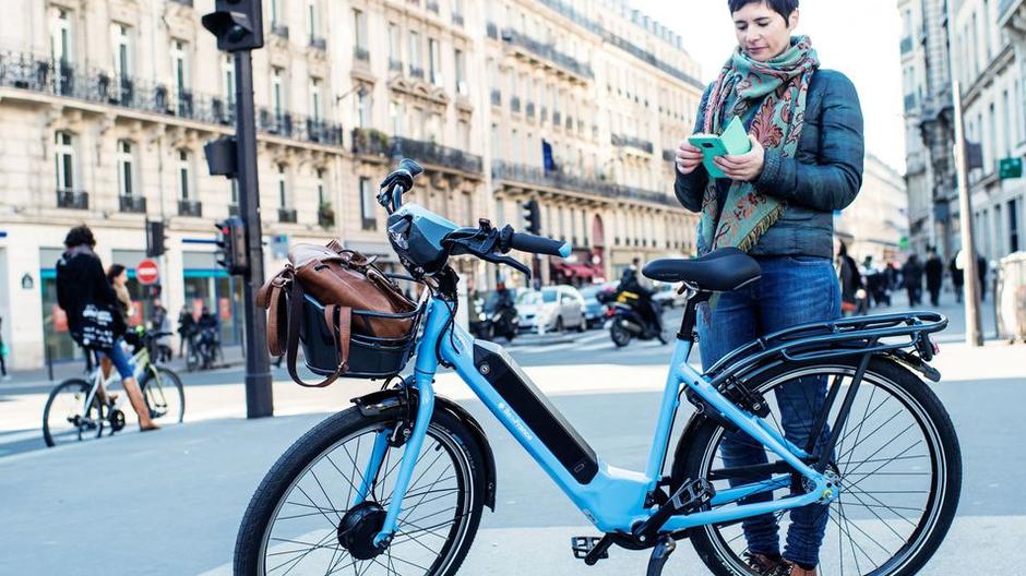 vélo electrique de location