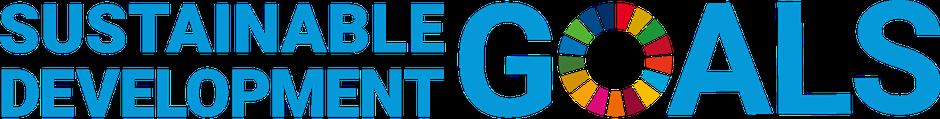 SDGs(持続可能な開発目標)ロゴタイプ