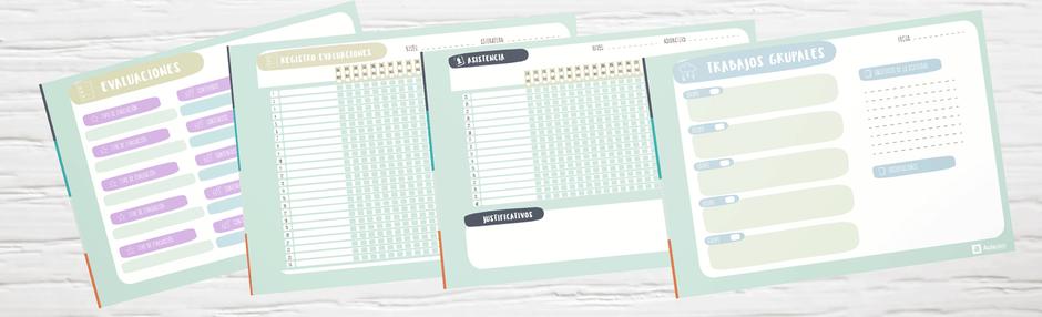 Programación de evaluaciones, asistencia y registro de notas, permite realizar el respaldo de las evaluaciones del libro de clases de la escuela.