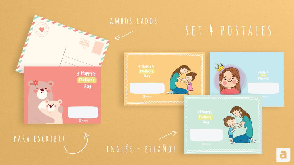 Decoraciones imprimibles gratis aula360 día de la madre