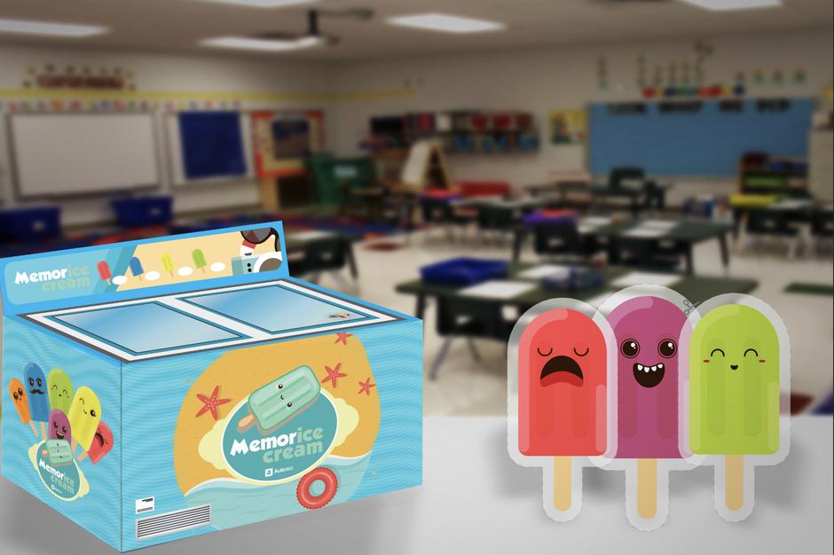 Recurso didáctico profesores memorice colores primarios secundarios