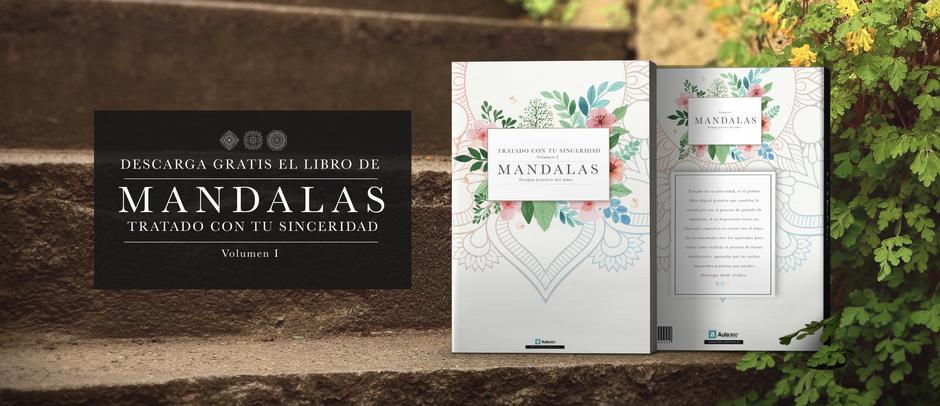 Descarga gratis el libro de mandalas tratado con tu sinceridad