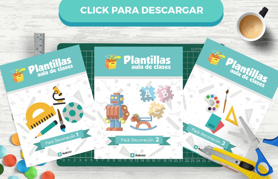 Descarga gratis decoraciones para sala aula revista aula360 profesores