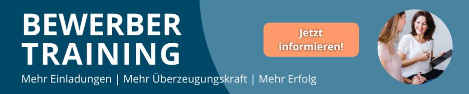 Katrin Plangger Bewerbungstraining