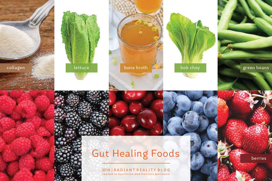 Radiant Reality Blog | SIBO - Gut Healing Foods