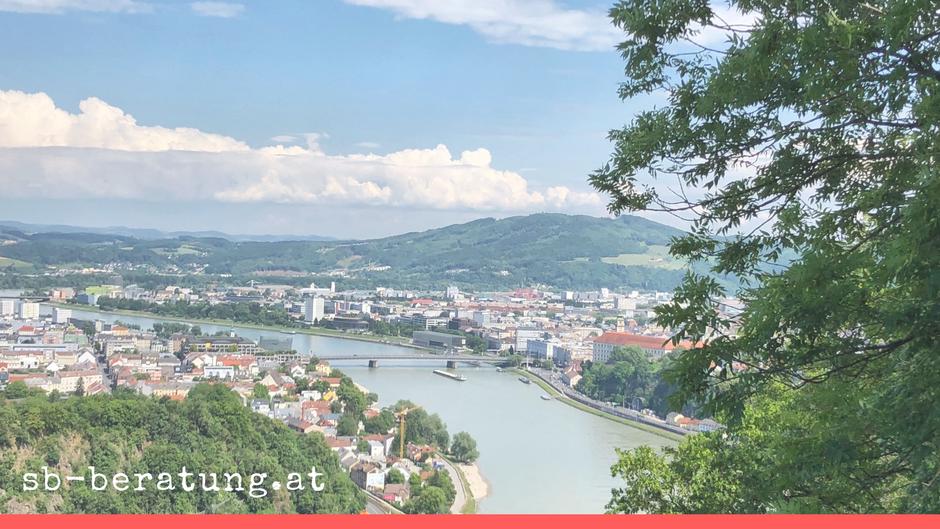 Urlaub in eigenen Stadt, Linz