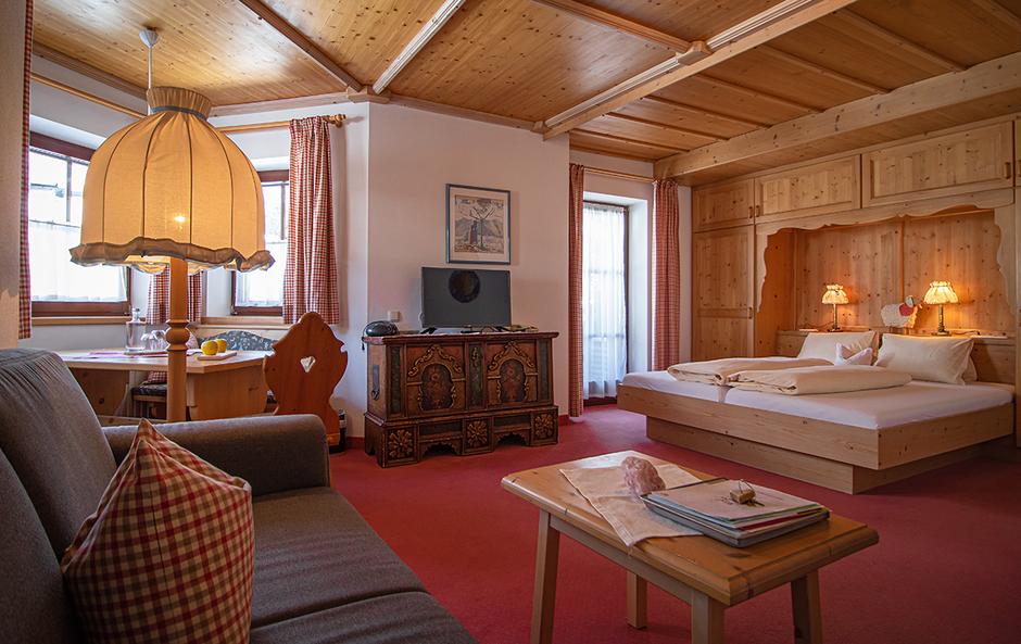Landhotel Schafhuber Hinterthal Salzburger Land Doppelzimmer Hotel