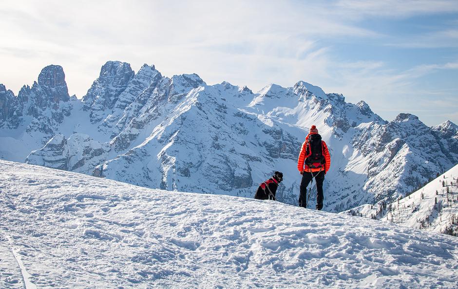 Bergurlaub mit Hund, Wandern mit Hund, Urlaub mit Hund , Wandern in Südtirol, Strudelkopf