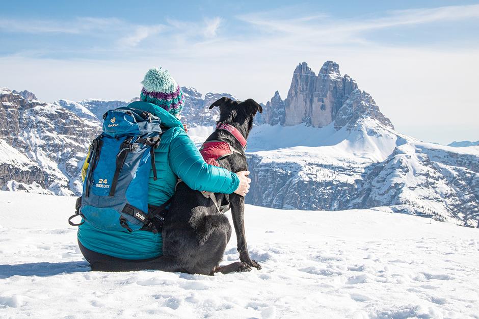 Bergurlaub mit Hund, Wandern mit Hund, Urlaub mit Hund , Wandern in Südtirol