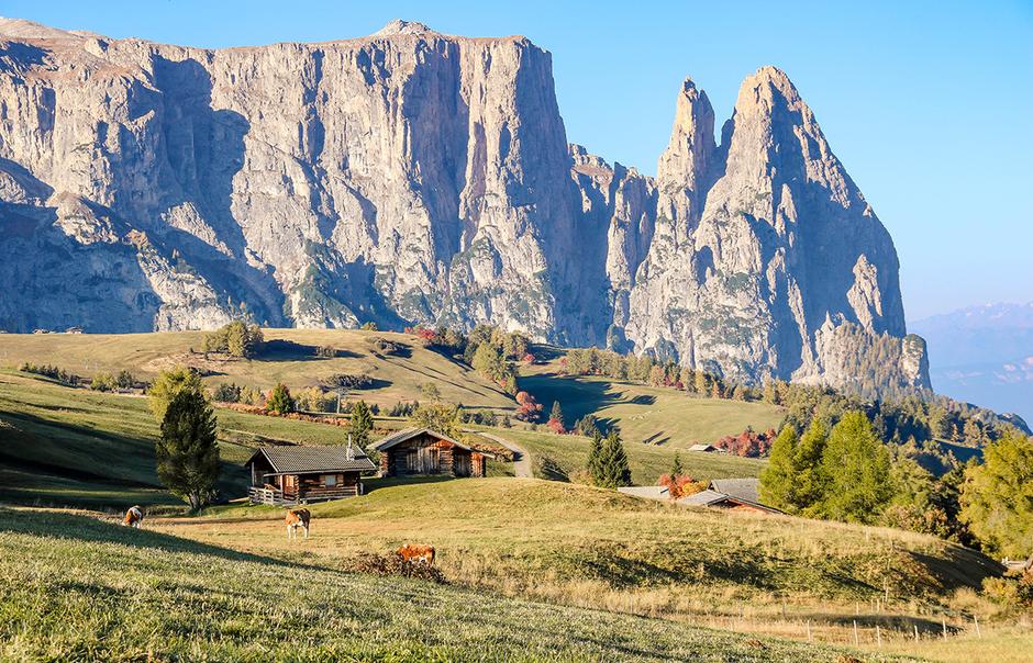Seiser Alm Seis Compatsch Bergurlaub mit Hund Wandern in Südtirol, Bergurlaub mit Hund, Wandern mit Hund, Urlaub mit Hund , Wandern in Südtirol