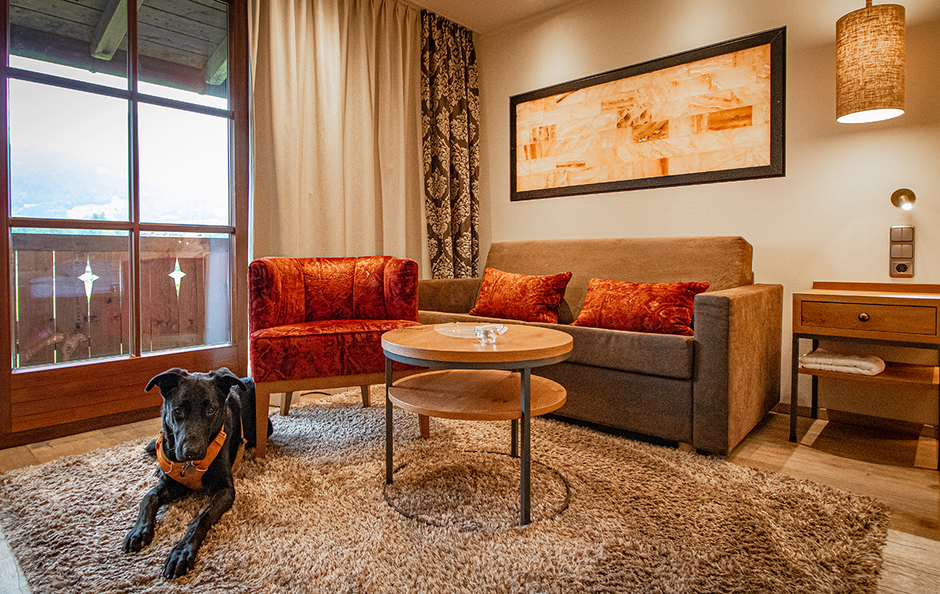 Hotel Zechmeisterlehen Berchtesgaden Hundefreundliche Hotels Urlaub mit Hund Bergurlaub mit Hund