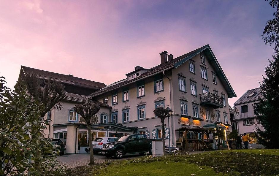 Hotel Adler Oberstaufen Allgäuer Top Hotel
