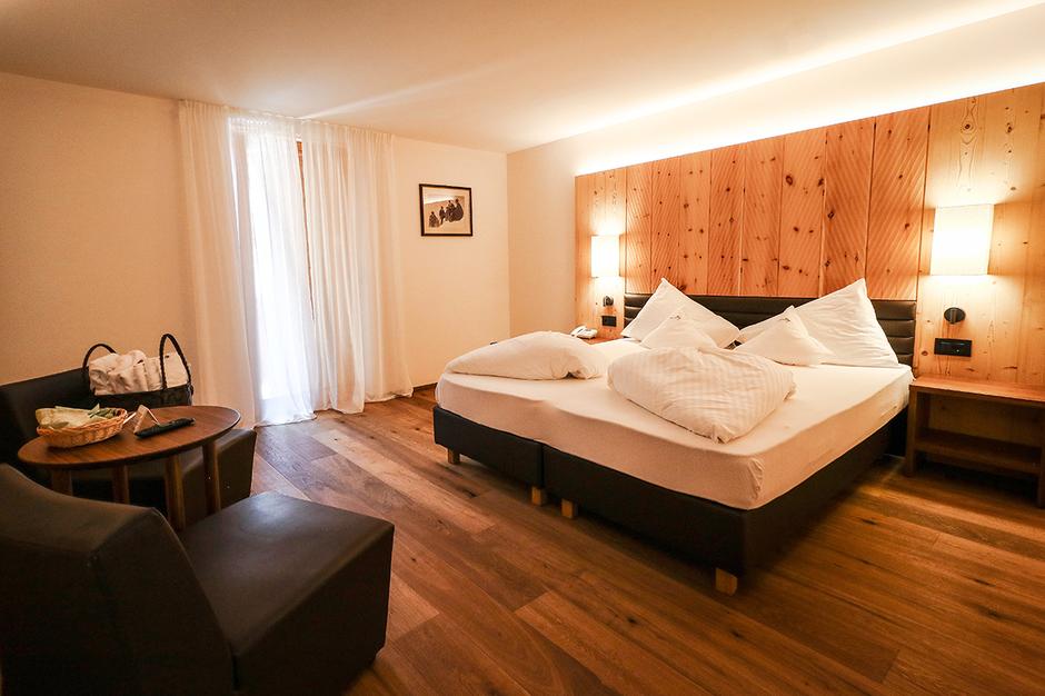 Artnatur Hotel Seis Wanderhotels