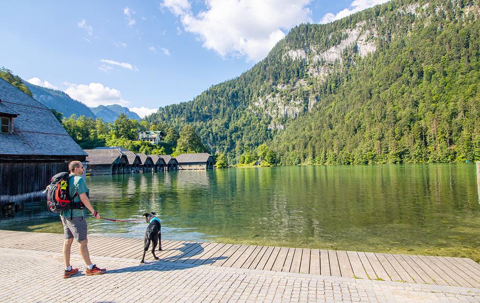 Königsee Berchtesgaden Rund um den Königsee