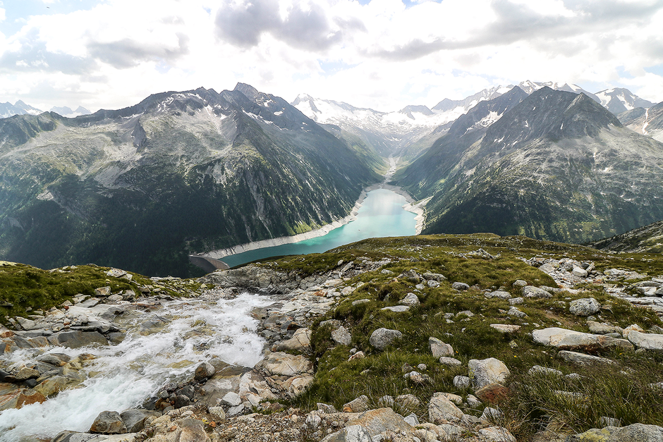 Zillertaler Hochalpen Tirol Wandern im Zillertal Berurlaub mit Hund Bergurlaub mit Hund Urlaub mit Hund Wandern mit Hund