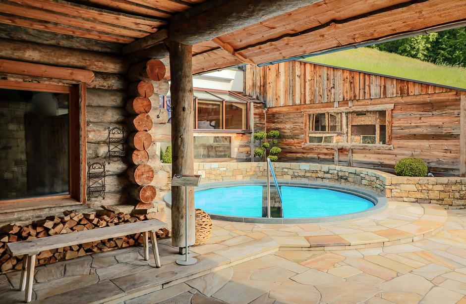 Stock Resort Finkenberg Luxushotel Zillertal Tirol SPA Wellness im Stock Sterne Hotel
