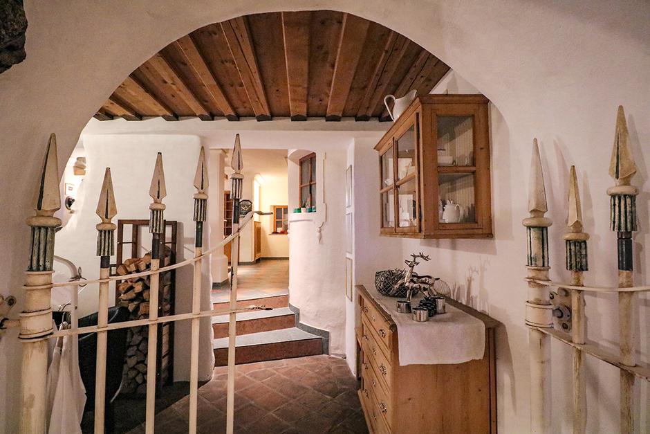 Pitztaler Kirchenwirt Pitztal Tirol Wanderhotels