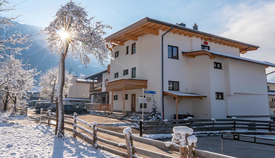 Appartment SonnenNest Finkenberg Zillertal Tirol