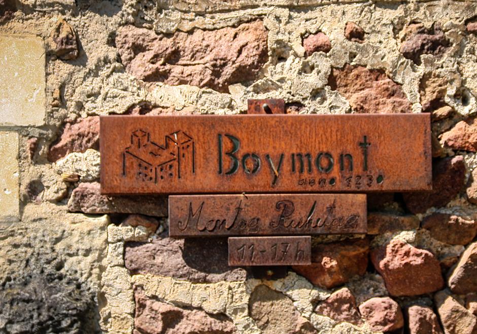 Eppaner Burgenweg Burg Castle Boymont