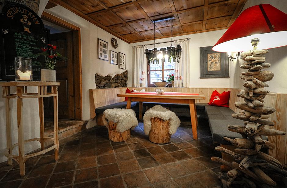 Pitztaler Kirchenwirt Hotel Pitztal Tirol Wanderhotels