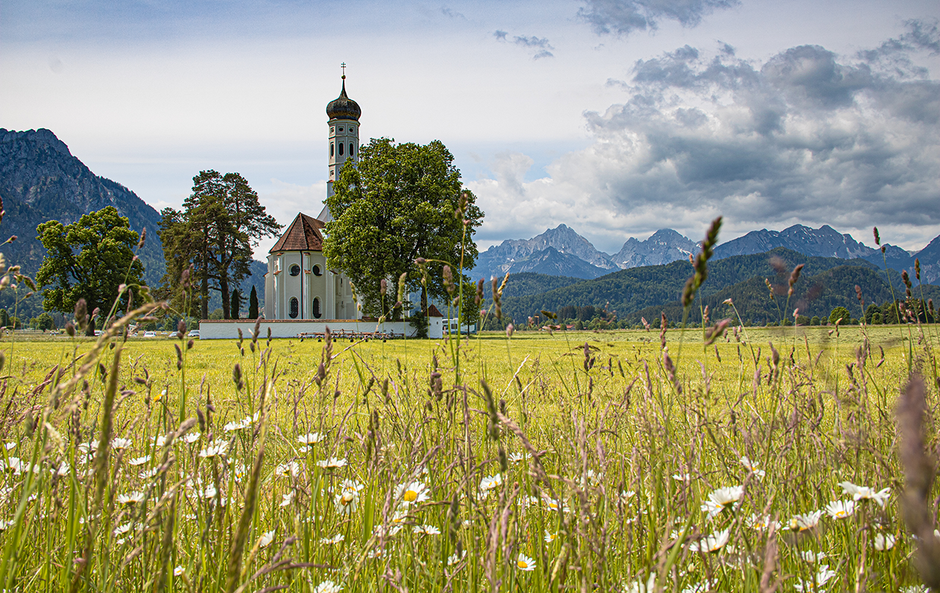 St. Coloman am Tegelberg