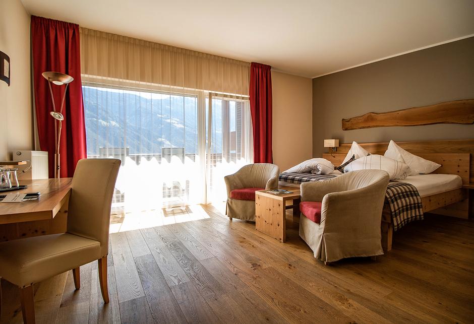 Hotel Waldhof Rabland Vinschgau Urlaub Hundefreundliches Hotel  Hotel mit Hund Bergurlaub mit Hund Vitalpina Wanderhotels