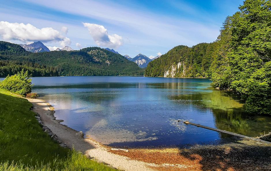 Alpsee Ostallgäu