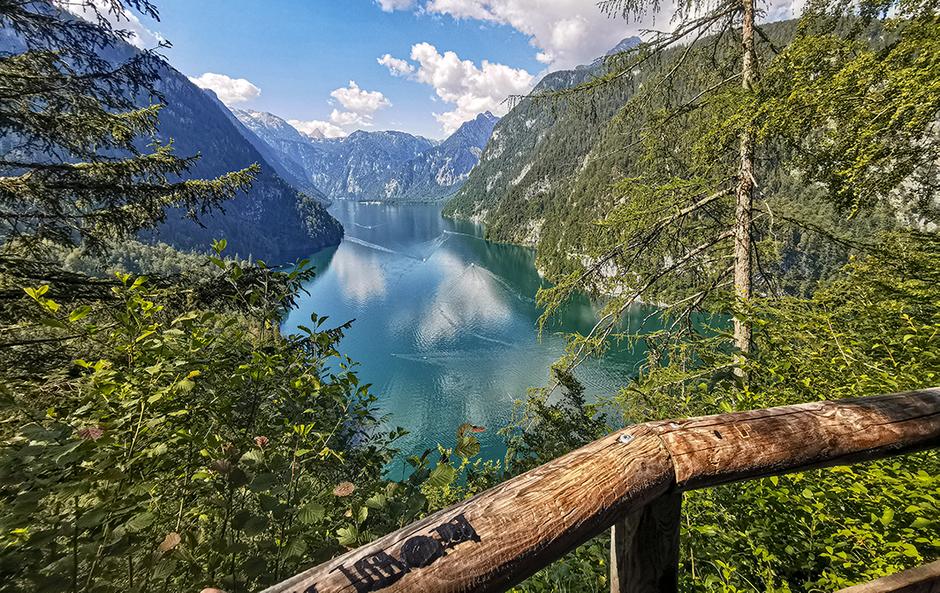 Königsee Rabenwand Jenner Berchtesgaden