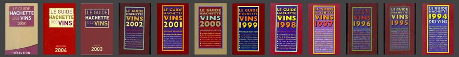 guide hachette des vins loire domaine du croc du merle rouge blanc rosé crémant de loire