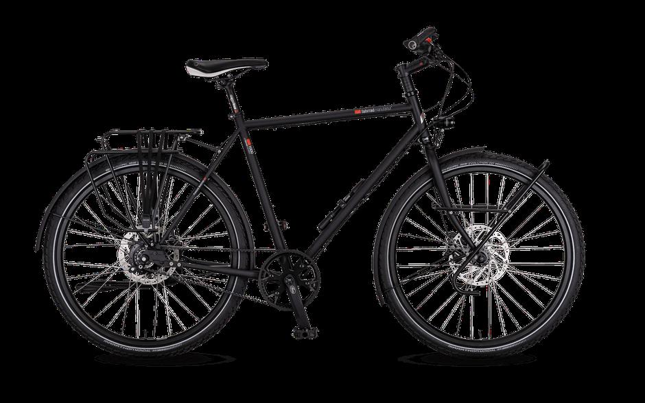 VSF-Fahrradmanufatur TX-1000 Rohloff Speedhub 14 Gang  Reiseräder Expeditionsräder Reiseräder; München bei velo am ostbahnhof; haidhausen