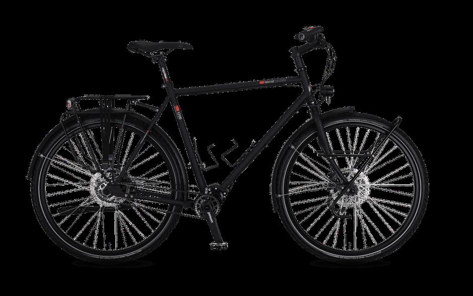VSF-Fahrradmanufatur  TX-1200 Pinion P1.18-Gang / Disc / Gates  € 4.399,90   Reiseräder Expeditionsräder Reiseräder; München bei velo am ostbahnhof; haidhausen