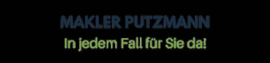 Makler Putzmann: IN jedem Fall für Sie da.