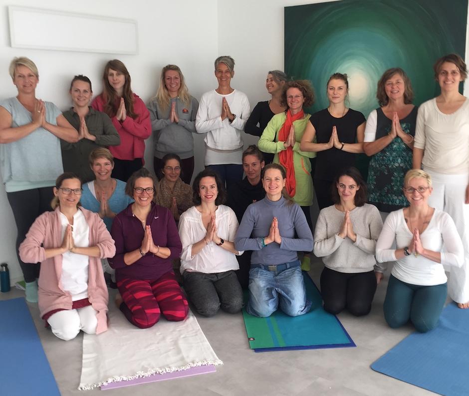 Yoga für all e.V. - Fortbildung