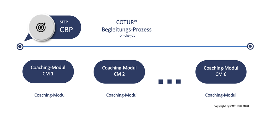 LEADERSHAPE BY COTUR® -  Coaching-PROZESS