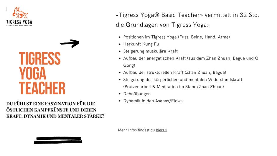 Vinyasa Yoga, Power Yoga Kurs, Yoga für Senioren, Yoga Ausbildungen, Yogalehrer Ausbildung. Tigress Yoga. Yogalehrer Ausbildung (Yoga Teacher Training), Meditationslehrer Ausbildung / Meditation Ausbildung in Zürich Oerlikon
