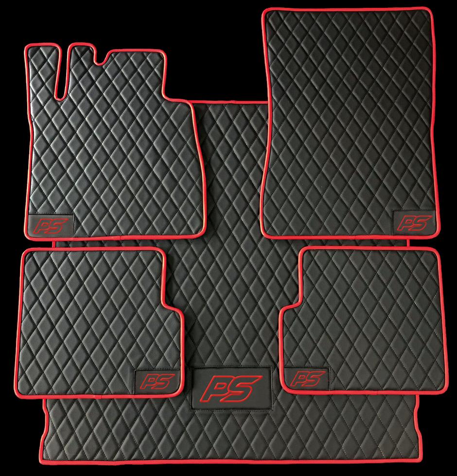 Auto Fußmatten für den G63 AMG