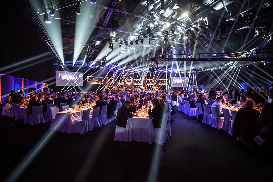 Miss Germany Wahl 2019 in der Europa-Park Arena, geplant mit AutoSTAGE