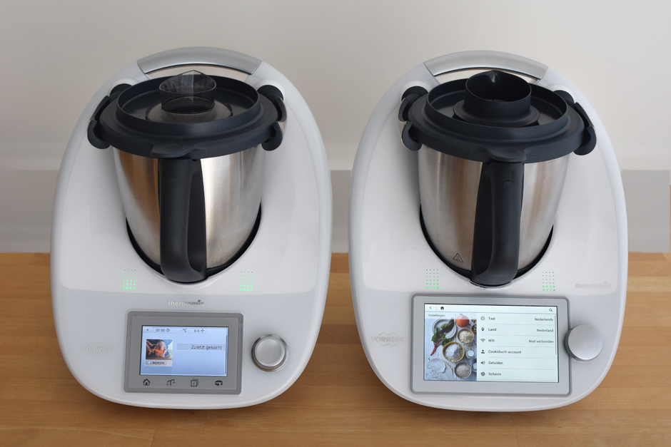 Thermomix TM6 and Thermomix TM5