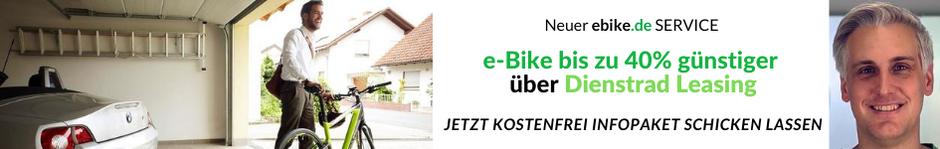 e-Bike als Dienstrad leasen