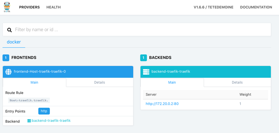 Traefik - ein Reverse-Proxy für Docker - Software & BI