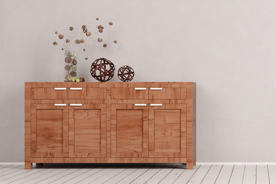 Holzmöbel Schrank