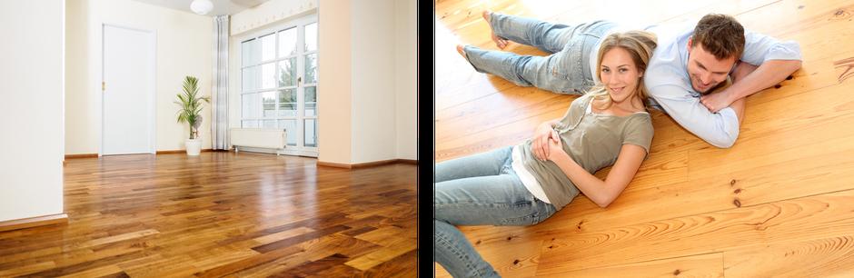 Holzboden Parkett Laminat Dielen Wohlfühlen